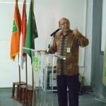 PEMBERIAN PEMBEKALAN OLEH MOTIVATOR BPK.DR.RAY AKBAR,MA.